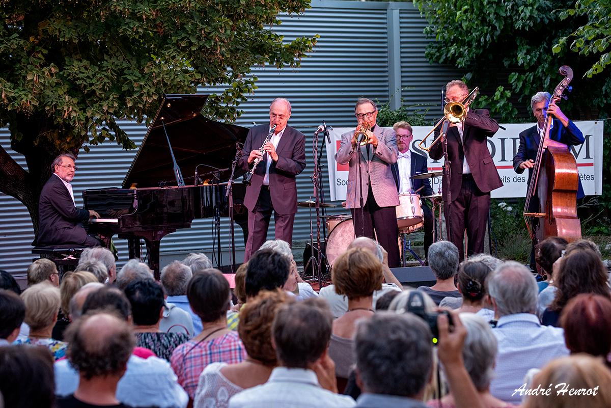 Jacques Schneck - Alain-Marquet - Irakli - Sylvain Glevarec - Jean-Claude Onesta - Philippe Pletan