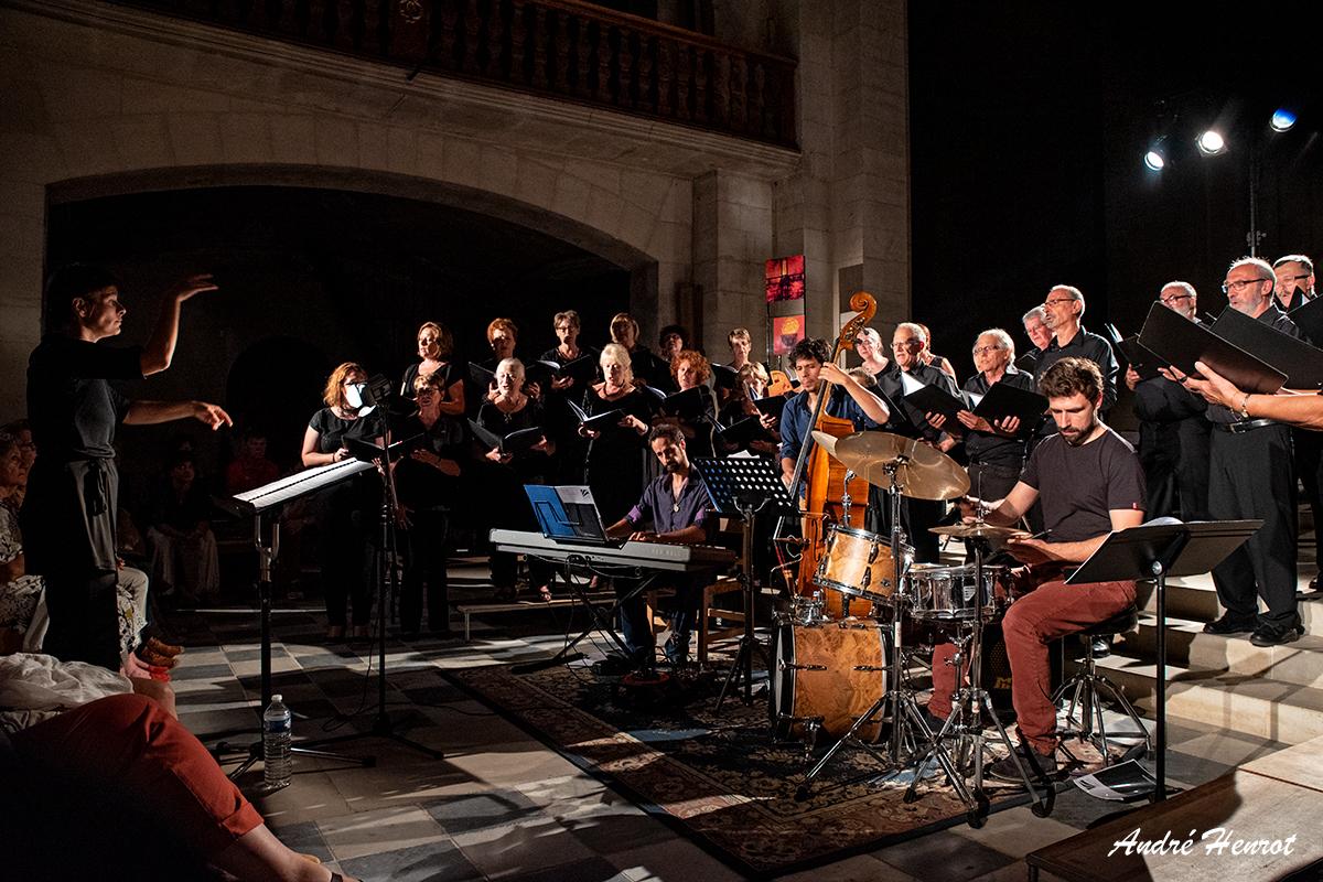 Chorale duTricastin & EYM Trio