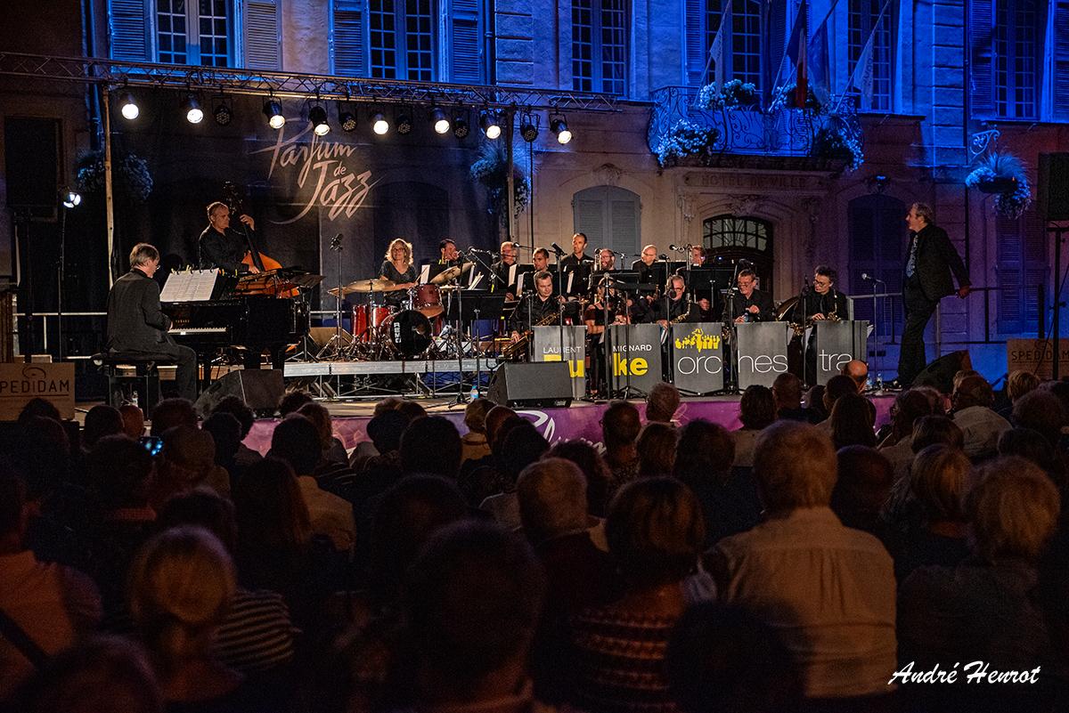 [PARFUM DE JAZZ 2021]   le samedi 20 août à Saint-Paul-Trois-Châteaux - Duke Orchestra