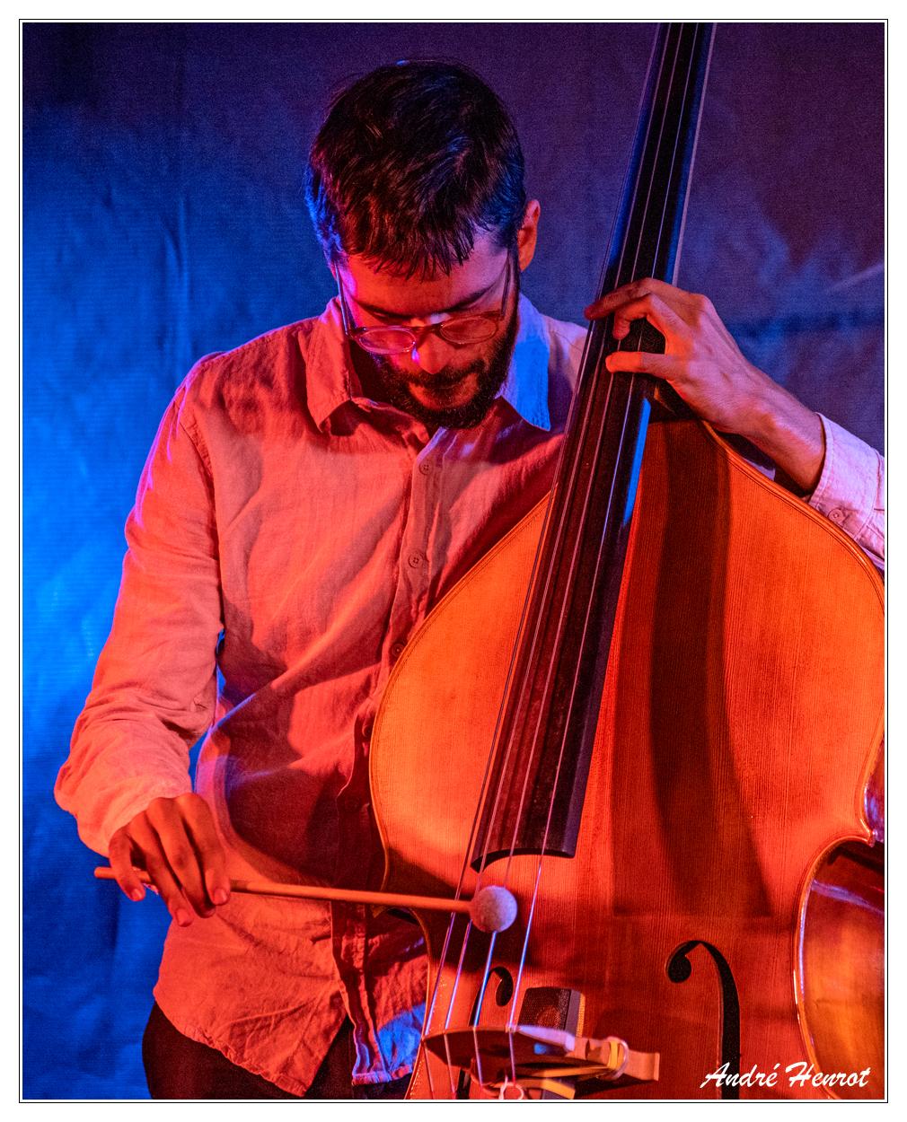 [PARFUM DE JAZZ 2021]   le lundi 17 aout à Saint-Remèze - Nefertiti Quartet