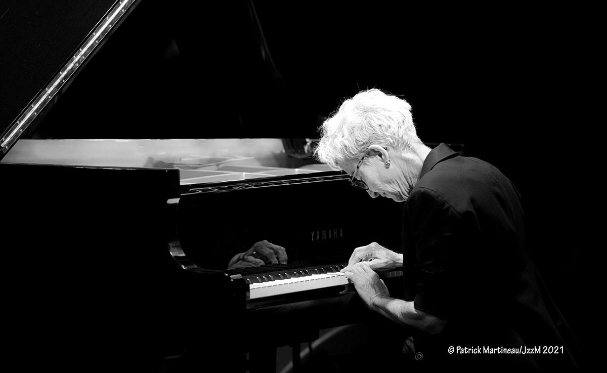 [PARFUM DE JAZZ 2021]  Le mercredi 12  aout à Buis-les-Baronnies 2ème concert Joëlle Léandre  trio