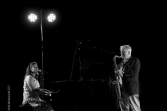 [PARFUM DE JAZZ 2021]   le lundi 9 aout à Mollans-sur-Ouvèze Champian Fulton trio, guest Scott Hamilton