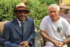 Archie Shepp et Daniel Baillon-benevole